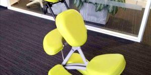 Fotel do masażu biurowego