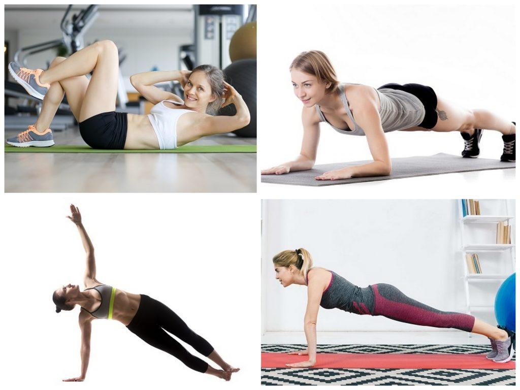 Ćwiczenia korekcyjne aby przestać się garbić
